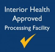 Interior Health Approved Processing Facility